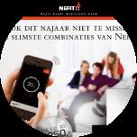 mailing met geluid Nefit